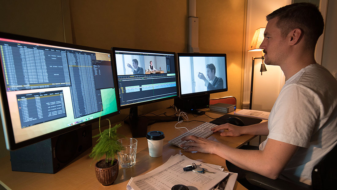 Film Editing - Bachelor