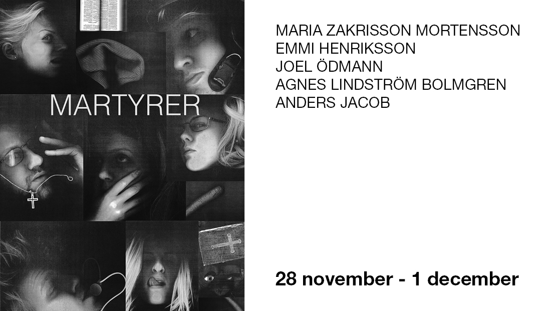 Martyrer 28 november till 1 december
