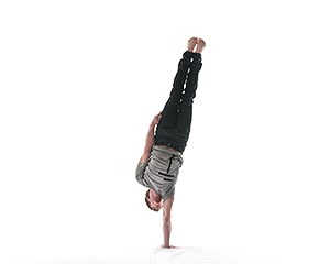 Handstand, Specialisation 2 - course